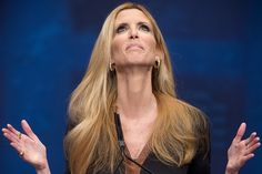"""Ann Coulter says Trump was imitating a """"standard retard"""" - not making fun of a disabled reporter"""