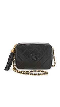 What Goes Around Comes Around Chanel CC Camera Bag (Previously Owned)