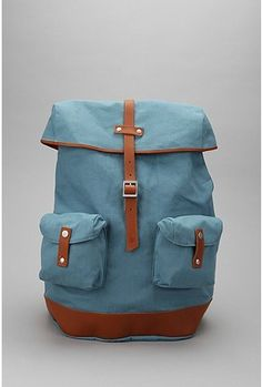 64229a48ab0d The Brother Bray  amp  Co. Rucksack at Urban Outfitters  98 Rucksack Bag