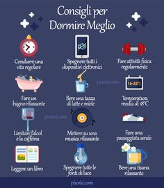 Consigli Per Dormire Meglio 😴 Healthy Mind, Healthy Habits, Healthy Choices, Health And Beauty Tips, Health And Wellness, Autogenic Training, Learning Italian, Beauty Routines, Better Life