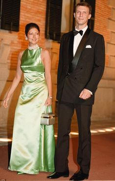 The most recent high-profile royal divorce in Europe took place in 2005, when Princess Alexandra of Denmark and Prince Joachim (pictured together in 1997) officially ended their marriage