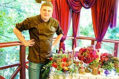 Повар на банкет в Москве. Заказать повара с выездом на дом — Ресторан выездного обслуживания «ГурмановЪ»