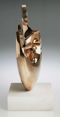 Antonio Grediaga Kieff  Biomorphic Sculpture Love VI image 3