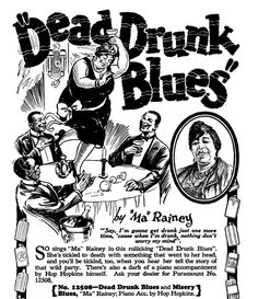 Who really was the last of the red-hot blues mamas? on http://www.goldminemag.com