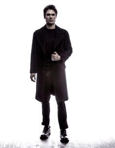 Ian Somerhalder - Bradford Rogne Photoshoot for Annex Man Winter 2013