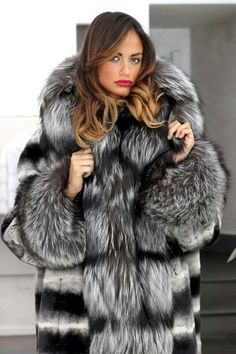 fur fashion directory is a online fur fashion magazine with links and resources related to furs and fashion. furfashionguide is the largest fur fashion directory online, with links to fur fashion shop stores, fur coat market and fur jacket sale. Fur Fashion, Fashion Photo, Long Fur Coat, Fur Coats, Chinchilla Fur, Fur Accessories, Fur Clothing, Fabulous Furs, Great Women