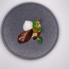 Maik Kuijpers (Restaurant De Librije) / Duif, hazelnoot, koolrabi en geitenkaas