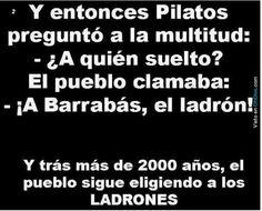 No solo en España, en Venezuela, Argentina, Brasil etc...