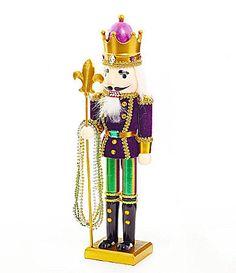 Dillards Trimmings Merry Gras 16 Nutcracker Figurine #Dillards