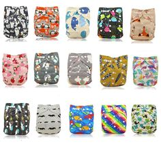 The most Affordable cloth diapers, cheap cloth diapers, best cloth diapers. Our beautiful and quality full time cloth diaper pack of ( all in cloth diaper range will keep your baby comfortable Best Cloth Diapers, Baby Skin, One Size Fits All, Bamboo, Packing, Stylish, Cute, Range, Babies