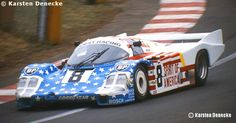 RSC Photo Gallery - Le Mans 24 Hours 1986 - Porsche 956 no.8 - Racing Sports Cars
