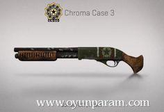 Sizde Chroma Cast3 Envanterinden bir silah istiyorsanız kaçırmayın! Chroma 3 Kasa Anahtarları Sadece 6 TL