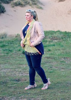 Plus Size OOTD | Beach Chic