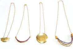 Col.lecció daurada d'hivern. On.line shop in November by La Petite Margueritte