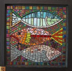 Mosaic Fish Photo:  This Photo was uploaded by peeky_boo_icu_photos. Find other Mosaic Fish pictures and photos or upload your own with Photobucket free ...