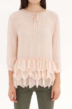 The Frill Tunic.