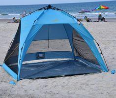 beach shade canopy | Beach Shelter | Jumbo Pop Up Beach Tents & Beach Tents | Shelter( beach sheltershadebeach tent sun shelter ...