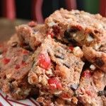 "Icebox Fruitcake - ""It's not the fruitcake you're thinking about. This recipe has a very special place in my heart. I hope you'll enjoy it as much as my family does.""  ~Stacey at SouthernBite.com  (P)"