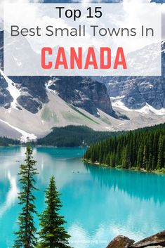 Canada is an extremely diverse country that stretches from the Pacific to the Atlantic Ocean. Backpacking Canada, Canada Travel, Backpacking Thailand, Canada Canada, Visit Canada, Places To Travel, Places To See, Vancouver, Canada Destinations