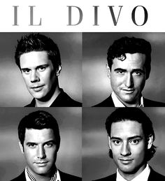 Photo of IL DivO for fans of Il Divo.