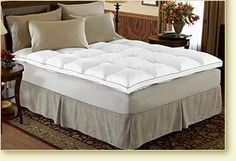 Pacific Coast SuperLoft Feather Bed - Twin by Pacific Coast. $149.99. New! Patented SuperLoft design creates an irresistibly cozy and exceptionally fluffy feather bed. High-loft tufted corners and baffled walls allow the feathers inside each individual box plenty of space to fluff and loft. As you sink in, the SuperLoft feather bed contours to your body, cushioning pressure points like your shoulders and hips. This gentle feather bed hug'' helps relax your body for a more comfort...