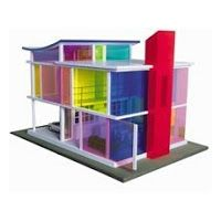 Lundby Stockholm Modern Dollhouse | Mini Modern: Some of the Great Modern Miniature Houses