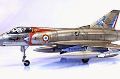 Istvan Michalko's scale models: Dassault Mirage III C - 1:48 Academy ( ex Fujimi)