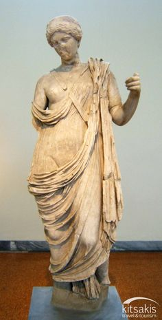 Greek ancient statue, National #Archaeological #Museum of #Athens, #Greece
