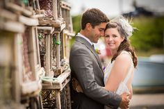 Bride & Groom wedding day portraits. Wedding photography by Brady McCloskey in Prince Edward Island, Canada. Location - North Lake, PE. #PEI #weddingphotography #weddings