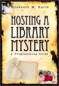 Hosting a Library Mystery: A Programming Guide - Books & Professional Development - Books for Academic Librarians - Books for Public Librarians - Books for School Librarians - Products for Young Adults - ALA Store Library Games, Library Events, Library Skills, Library Bulletin Boards, Library Science, Library Activities, School Library Lessons, Library Week, Middle School Libraries