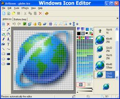 about windows icon editor