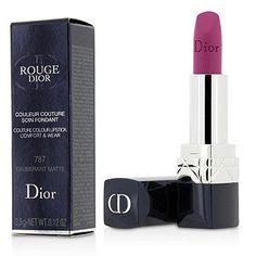 Christian Dior Rouge Dior Couture Colour Comfort & Wear Lipstick - # 787 Exuberant Matte 0.12 oz Lipstick, Multi-color