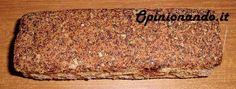 Kinder CereAlé , la parte superiore con granella di mandorle - #recensione #opinionando