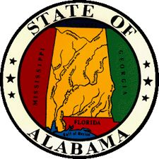 The Seal of the State of Alabama