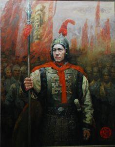 Han general Huo Qubing
