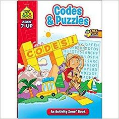 Codes and Puzzles Activity Zone