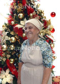 """Damasaria María De Lourdes Olivo, más conocida como Martha Olivo, fue una primera actriz venezolana. famosa por su personaje de""""Malula"""", sketch del desaparecido programa  humorístico Radio Rochela. Foto: Archivo Fotográfico/Grupo Últimas Noticias"""