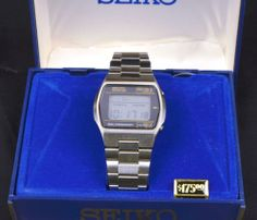1978 Seiko 0138-5009 Dual Chronograph NEW OLD STOCK MINT CONDITION /w Box Papers #Seiko #Casual