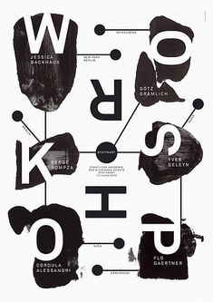Typographic poster design by Lucia Elena Pruša Poster Design, Poster Layout, Graphic Design Layouts, Graphic Design Posters, Graphic Design Typography, Design Graphique, Art Graphique, Graphisches Design, Print Design