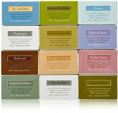 LAFCO House & Home Guest Soaps Gift Collection on shopstyle.com