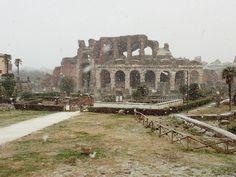 Anfiteatro Campano Nevicata 6 gennaio 2017