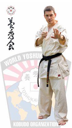 #WorldYoshukai #Yoshukai #FullContact #山元空手 Osu!!!!!