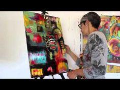Painting Videos! Belinda Fireman