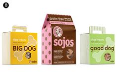All-Natural Wheat-Free and Corn-Free Dog Treats from Sojos