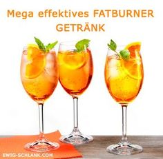 Mega Effective Fatburner Drink – In a healthy way to the desired figure, with gif … - Pinmod. Alcoholic Drinks, Beverages, Fat Burner, Diet And Nutrition, Superfood, White Wine, Detox, Food And Drink, Low Carb