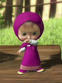 Cute Cartoon Pictures, Gif Pictures, Cute Pictures, Happy Late Birthday, Masha And The Bear, Cute Animal Videos, Cute Photography, Cute Cartoon Wallpapers, Animated Gif