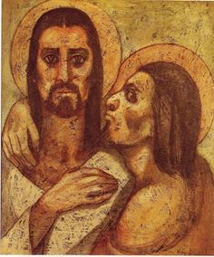 what did jesus look like | Home >> The Works >> Jesus >> Jesus and Judas Iscariot