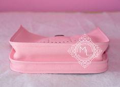 Hermes Pink Rose Sakura Evelyne III Pm Messenger Bag - New