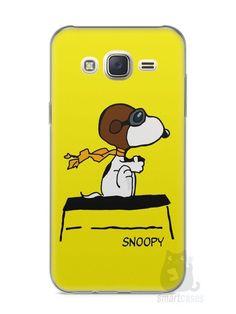 Capa Capinha Samsung J7 Snoopy #31 - SmartCases - Acessórios para celulares e tablets :)