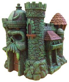 Icon's Castle Grayskull